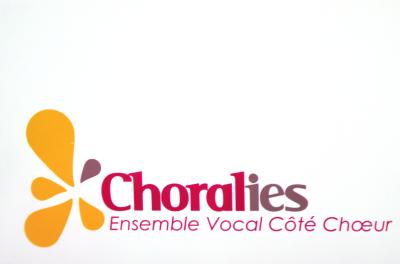 Logo choralie Cote Choeur