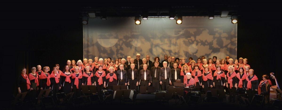 Ensemble vocal Côté Choeur de Cahors